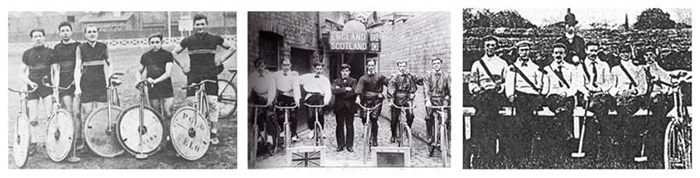 Игры на велосипедах: Bike Polo