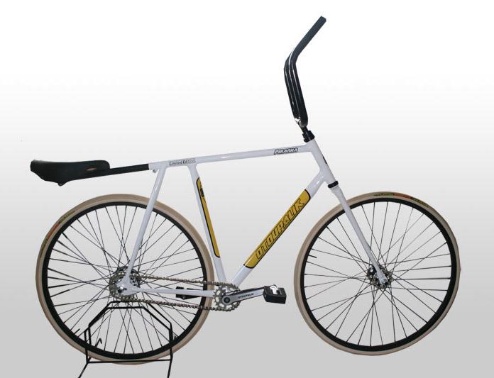 Игры на велосипедах: Велосипед для велобола