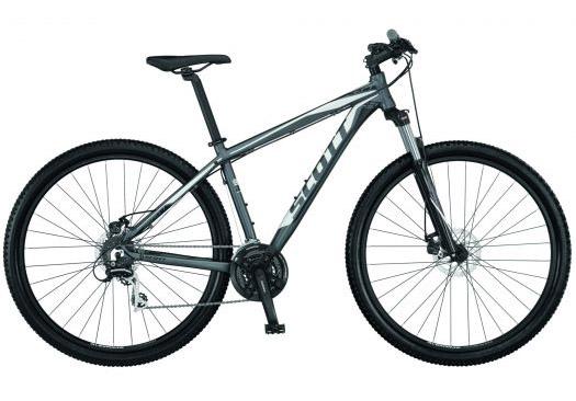 Цвет велосипеда: Серый велосипед Scott Aspect 950