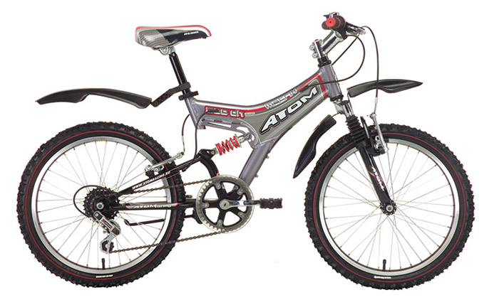 Велосипеды ATOM - технологии производителей велосипедов, роликовых коньков, тренажеров ATOM