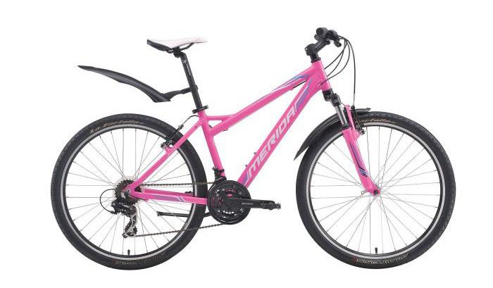 Цвет велосипеда: Розовый велосипед Merida Juliet 5-V