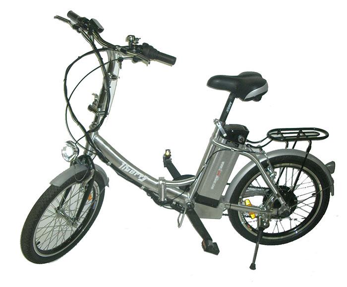 Электровелосипед Velectric System
