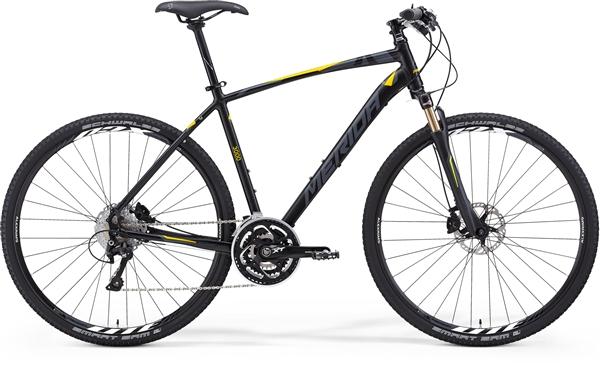 Технологии велосипедов MERIDA: Merida HFS