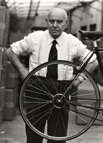 Как появился велосипед.