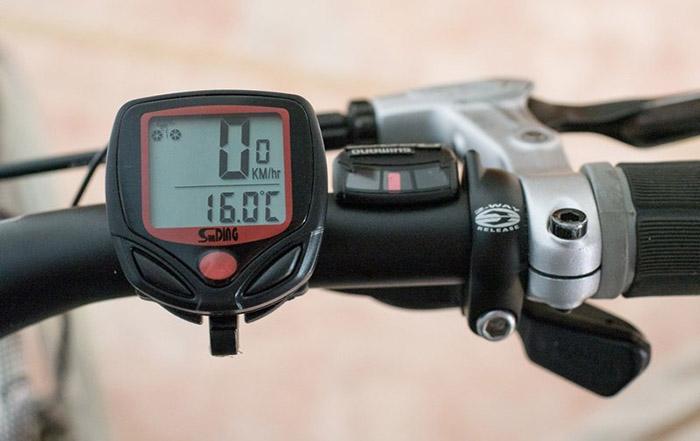 Тюнинг велосипеда: обзор аксессуаров - Велокомпьютер