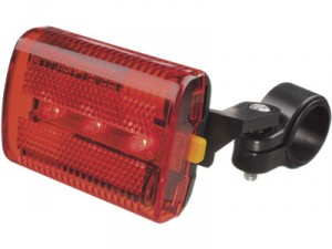 Тюнинг велосипеда: обзор аксессуаров - Задний фонарь для велосипеда