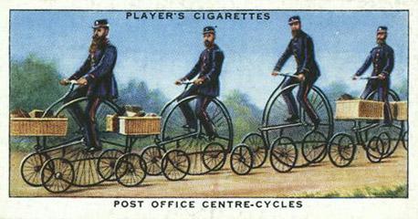 О слове «велосипед» - cycles