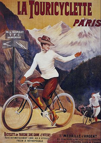 О слове «велосипед» - bicyclette