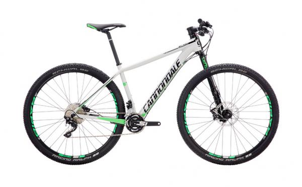 велосипед Cannondale F-Si 1 29 2016