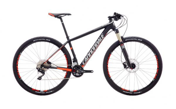 велосипед Cannondale F-Si 3 29 2016