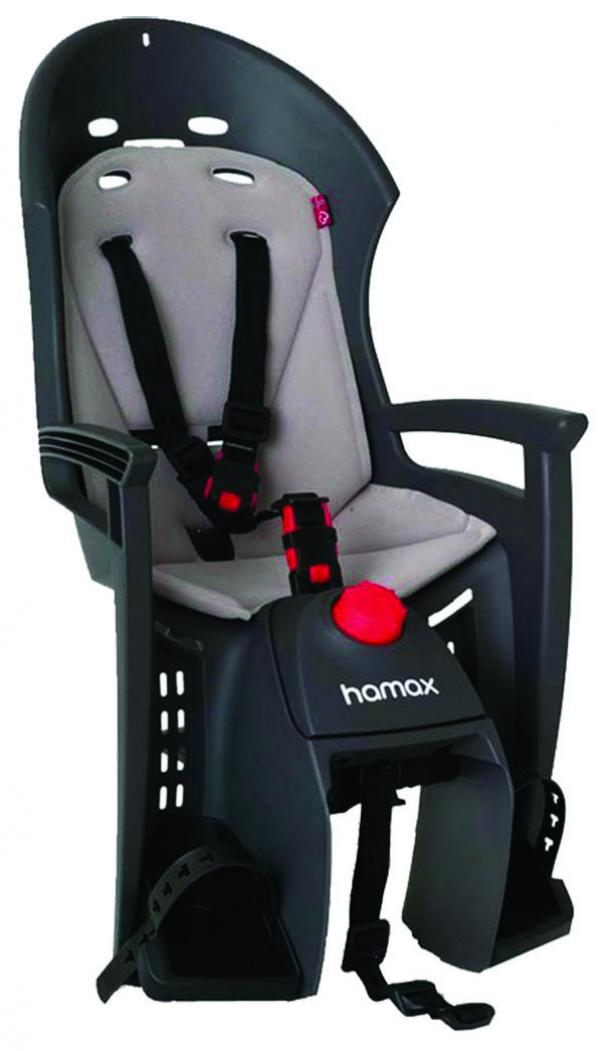 Hamax Siesta Plus incl.lightweight carrier 552531