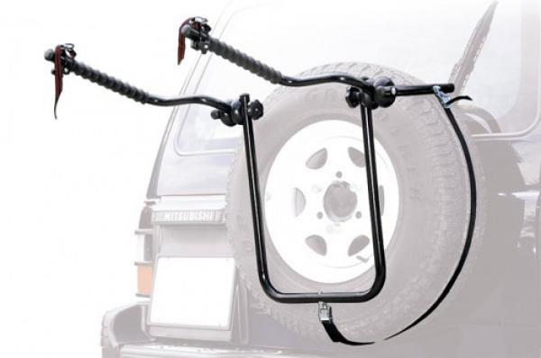 GEV 4x4 Bike Carrier (2 вел) сталь d30mm